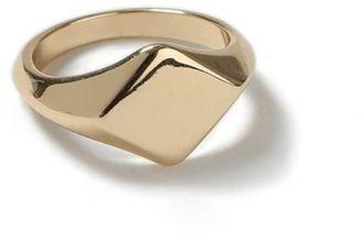 Gold Diamond Ring* $17 thestylecure.com