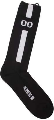 Numero 00 Cotton Blend Socks 1220