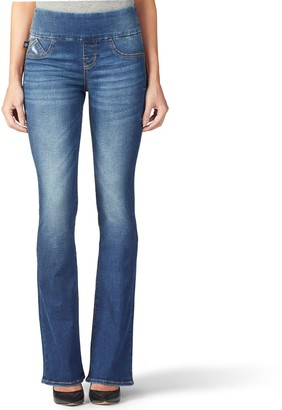 Rock & Republic Women's Fever Pull-On Bootcut Jeans