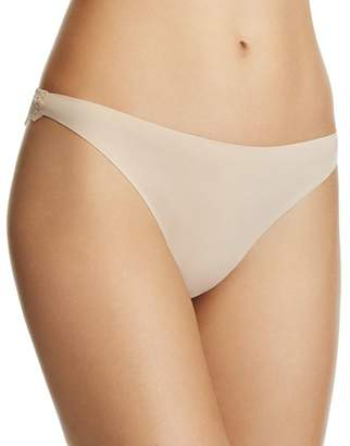 Stella McCartney Smooth & Lace Thong