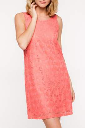 Everly Lace Shift Dress $48 thestylecure.com