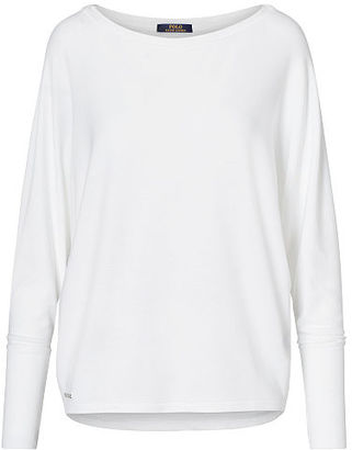 Polo Ralph Lauren French Terry Pullover $98.50 thestylecure.com