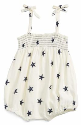 Infant Girl's Peek Lola Bubble Romper $34 thestylecure.com
