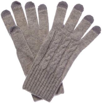 Qi Argento Cashmere Gloves
