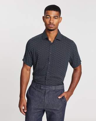 Reiss Jordie Short Sleeve Casual Shirt