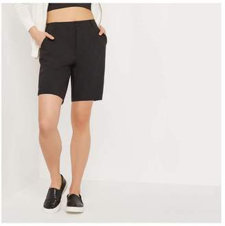 Joe Fresh Women's Active Shorts, JF Black (Size S)