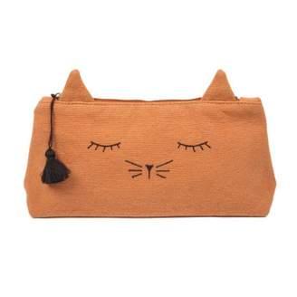 Emile et Ida Sale - Canvas Cat Mine Pencil Case