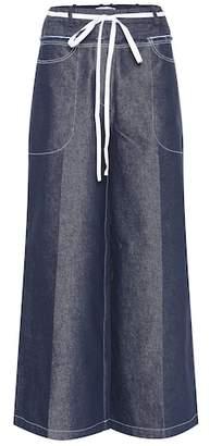 Rejina Pyo Jodie denim culottes