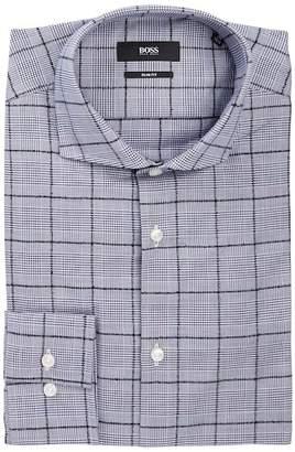 BOSS Jason Long Sleeve Slim Fit Shirt