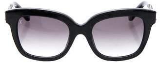 Louis Vuitton Glitter Audrey Sunglasses