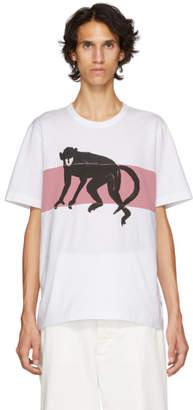 Marni White Artist T-Shirt