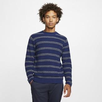 Nike Men's Sweater Hurley Rogers Stripe