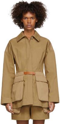 Loewe Beige Safari Jacket