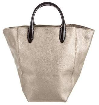 3.1 Phillip Lim Metallic Leather Tote