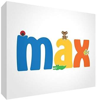 Keepsake Little Helper Baby Max 515BLK 15De Diamond Polished Boy/Token Personalised with a name, max