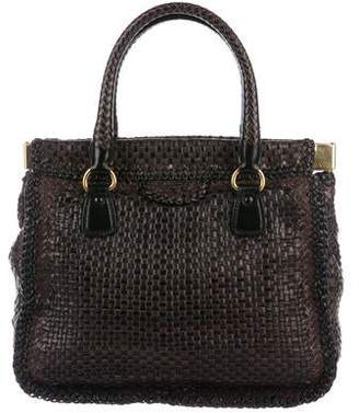 864e8d1b2439 Prada Madras Bag - ShopStyle