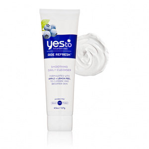 Y.e.s. To Blueberries - Smoothing Daily Cleanser