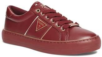 Factory Guess Women's Gilda Logo Low-Top Sneakers