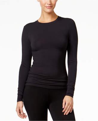 Cuddl Duds Women's Softwear Stretch Long Sleeve Crew Shirt