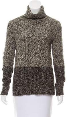 Vince Wool-Blend Turtleneck Sweater