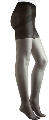 Steve Madden Velvet Stripe Tights - Women's