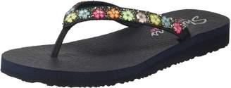 Skechers Women's Meditation - Daisy Delight Flat Sandals