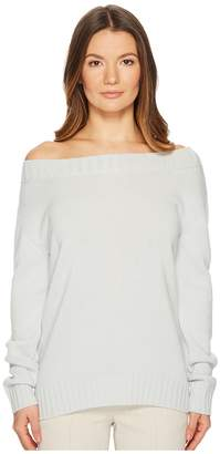 Vince Off Shoulder Long Sleeve Women's Clothing