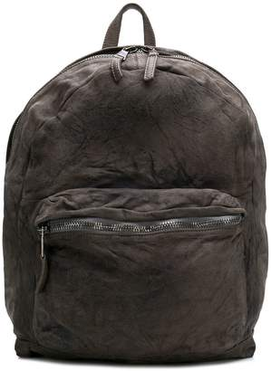 Giorgio Brato distressed detail backpack