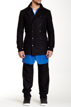 Y-3 2-Piece Double Breasted Coat $1,260 thestylecure.com