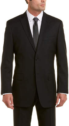 English Laundry Classic Fit Wool Suit