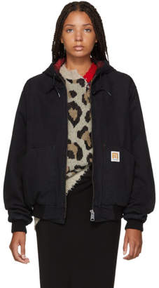 R 13 Black Duck Bomber Jacket