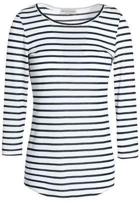 Emilio Pucci Striped Jersey Top