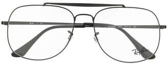 Ray-Ban (レイバン) - Ray-Ban アビエーター眼鏡フレーム