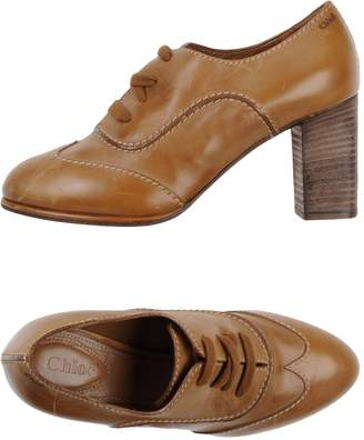 Chloé Lace-up shoes