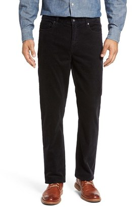 Men's Big & Tall Cutter & Buck 'Greenwood' Stretch Corduroy Pants $130 thestylecure.com