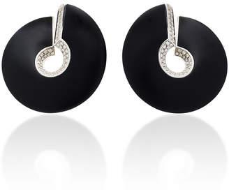 Vhernier Verso Grande Clip Earrings