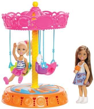 Barbie Club Chelsea Carousel Swing by Mattel