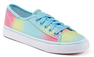Keds Sugar Dip Double Up Girls' Sneakers $40 thestylecure.com