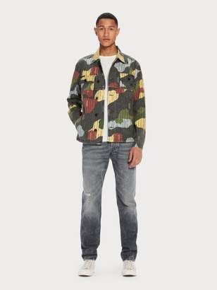 Scotch & Soda Printed Trucker Jacket Felix the Cat