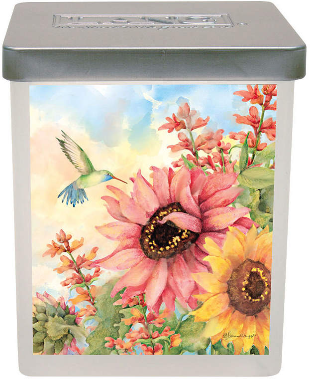 LANG Garden Joys Large Jar Candle - 23.5 Oz