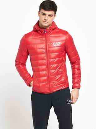 Emporio Armani Hooded Down Jacket