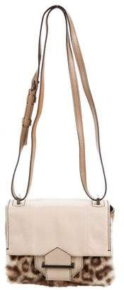 Reed Krakoff Snakeskin & Ponyhair Standard Mini Shoulder Bag