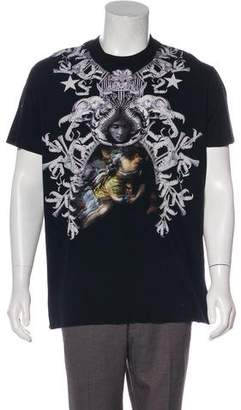 Givenchy Graphic Short Sleeve T-Shirt