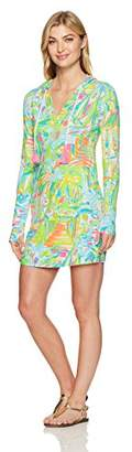 Lilly Pulitzer Women's UPF 50+ Rylie Cover-up Dress