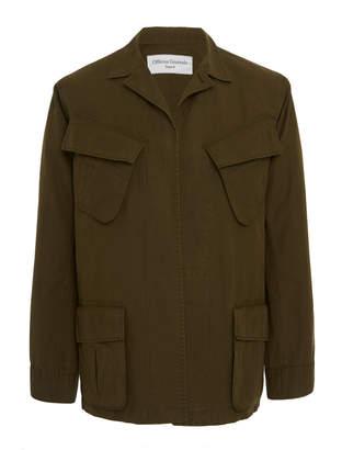 Officine Generale Patch Pocket Military Jacket
