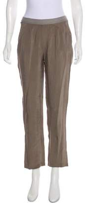 Humanoid High-Rise Straight-Leg Pants