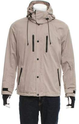 Gucci Lined Zip-Up jacket