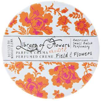 Library of Flowers Field & Flowers Parfum Crema
