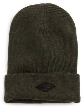 Rag & Bone Addison Stretch Merino Wool Knit Cap