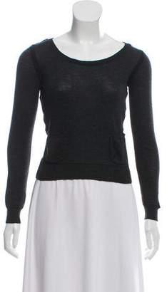 Chloé Wool Crew Neck Sweater